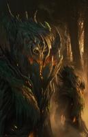Старший Капре. Иллюстрация Брайена Валезы