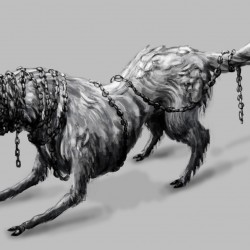 Кадехо. Рисунок от Кейт Стерфлингер