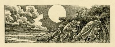 Хмурники. Иллюстрация Романа Писарева