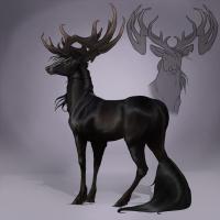 Гиппоцерв от mule-deer