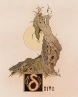 "Дриада. Иллюстрация Натана Андерсона (Nathan J. Anderson, ""Deimos-Remus"")"