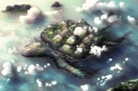 Даруанак. Рисунок Альфреда Измаэля Галаросы