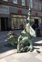 Дракон Данди (статуя)