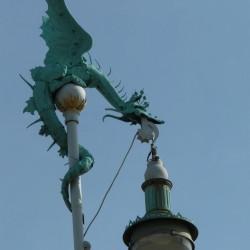 Дракон-фонарщик Копенгагена