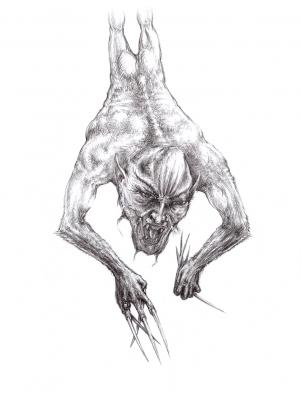 Ератник. Рисунок Евгения Кота