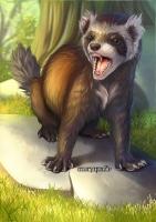 Джарви (Раздражар). Иллюстрация Марии Ефремовой