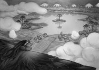 Чончон. Рисунок Себастьяна Франчини