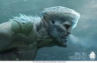 "Frost Giant. Концепт-арт Майкла Кутши к фильму ""Тор"""