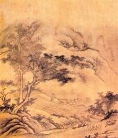 Время пахать и время пасти. Живопись Юн Дусо (1668-1715, период Чосон)