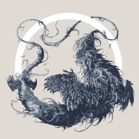 Уроборос (Ouroboros) от иллюстратора Ивана Беликова