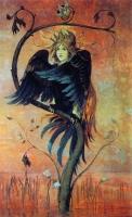 """""""Гамаюн, птица вещая"""". Картина В.Васнецова, 1897"""