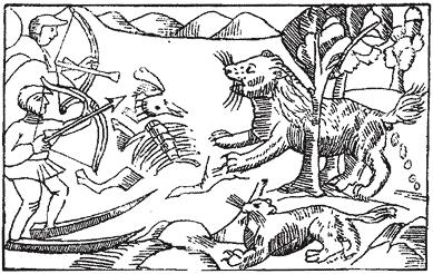 Гулон из книги Джона Эштона