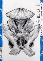 Хитоцумэ-кодзо. Иллюстрация Лукаса Перейры