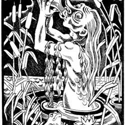 Ичетик. Иллюстрация Надежды Антиповой