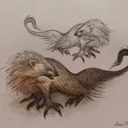 Ихневмон. Иллюстрация Кейт Пфейлшефтер