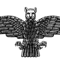Имдугуд. Иллюстрация Мерли Инсинга