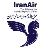 Птица Хумай как символ Иранских авиалиний (Iran AIR)