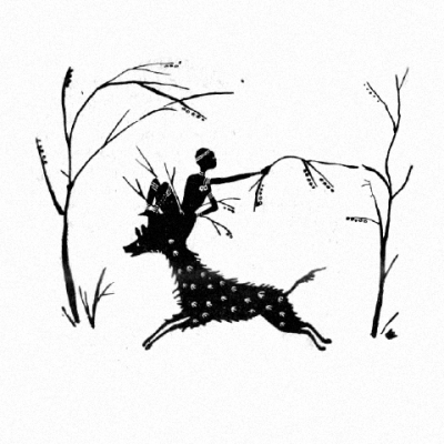 Туалангценгце. Иллюстрация Николая Ушина