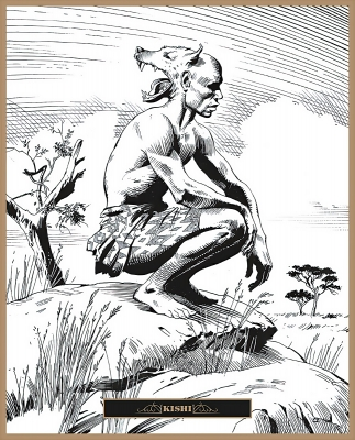 Киши. Иллюстрация Клаудио Санчеса Вивероса