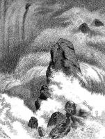 Фоссегрим. Иллюстрация Теодора Киттельсена (1887)