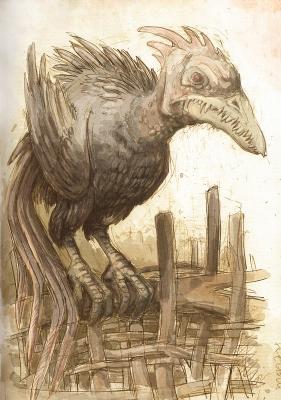 Клобук. Иллюстрация Павла Зыха (Paweł Zych)