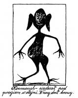 Коцмолух (Kocmołuch). Иллюстрация Марии Козловой