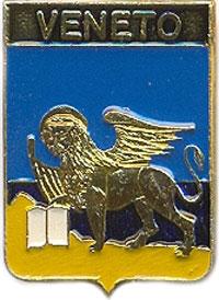 Крылатый лев Венеции (значок)