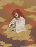 Куко, воздушная лиса. Иллюстрация Мэтью Мэйера