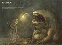 Ловидух (Łapiduch). Иллюстрация Павла Зыха (Paweł Zych)