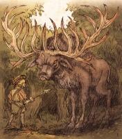 Лейинь. Рисунок Павла Зыха (Paweł Zych)