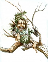 Чувиньо. Иллюстрация Лео Батика (Leo Batic)