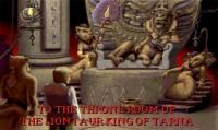 """Леонтавр Ракеш, король Тарны из игры """"Quest for Glory 3"""""""