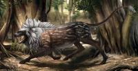 Левкрота. Иллюстрация Р.Дж.Палмера (Arvalis)