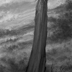 Лихо Одноглазое. Иллюстрация Антона Квасоварова