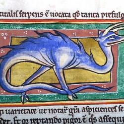 Сциталис (Рукопись Моргановской библиотеки в Нью-Йорке Manuscript. M.81, fol. 85v.)