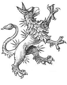 Кейсонг. Геральдическое изображение
