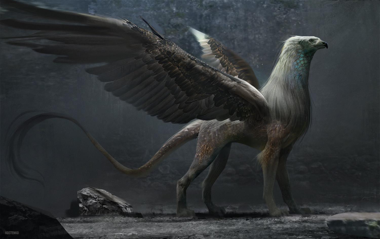 Обои крылья, Схватка, гриф. Лисы foto 12