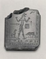 Амулет с изображением Ламашту