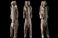 Человеколев. Самое древнее изображение инокефала (40 000 лет) из бивня мамонта