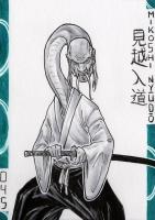 Микоси-нюдо. Иллюстрация Лукаса Перейры