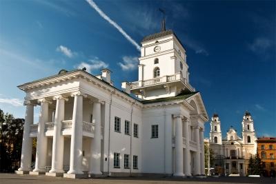 Минская ратуша, в которой обитает призрак казненного члена магистрата Володковича