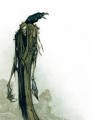 Нахцерер. Иллюстрация Юхана Эгеркранса