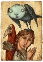 Некрештеницы. Иллюстрация Ивицы Стевановича