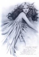 Ланнан-ши. Рисунок Брайана Фрауда