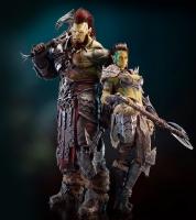 """Орки из игры """"RAID: Shadow Legends"""""""