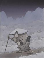 Осирои-баба. Иллюстрация Мэтью Мэйера