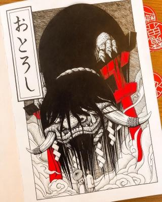 Отороси. Иллюстрация Ксении Штайнер