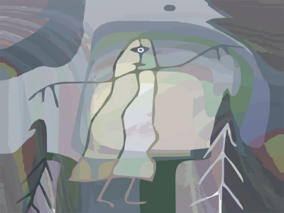 Пауль-йорут. Дигитал-арт Владимира Наговицина