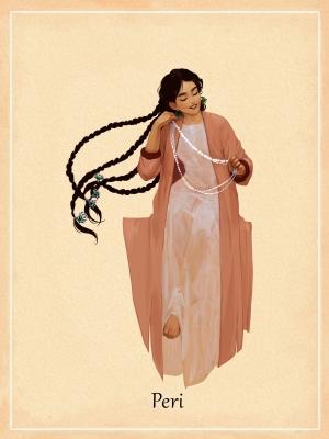 Пери. Иллюстрация Самал Кантар