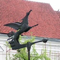 Минский флюгер-пегас